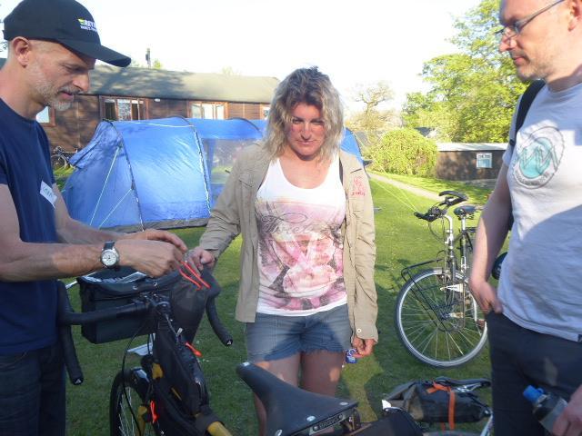 Sixty years of bikepacking - Komoot Base Camp