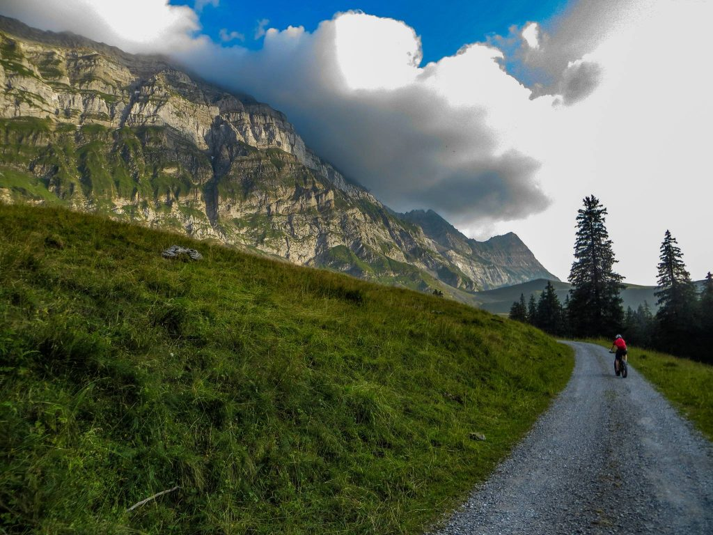 Crossing the Alps on an E-Mountain bike: A Pioneer's Story